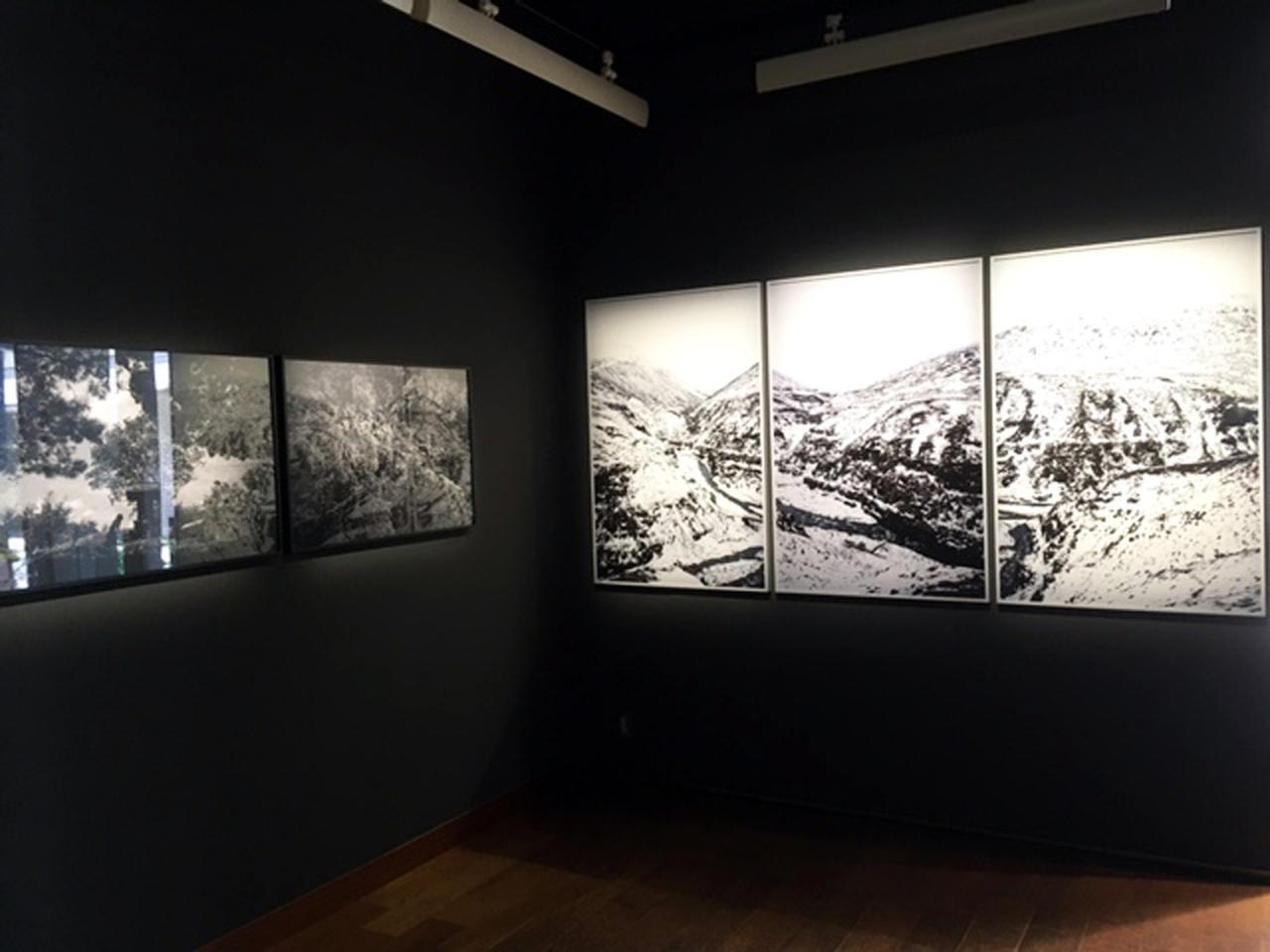 画像2: 竹沢うるま写真展『BOUNDARY | 境界』。圧倒的な大地を前にするとき、宗教も国境も差別も格差も、すべては意味をなさない…と、氏は言う。