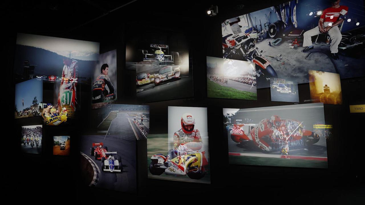 画像: 会場の雰囲気を動画で再現