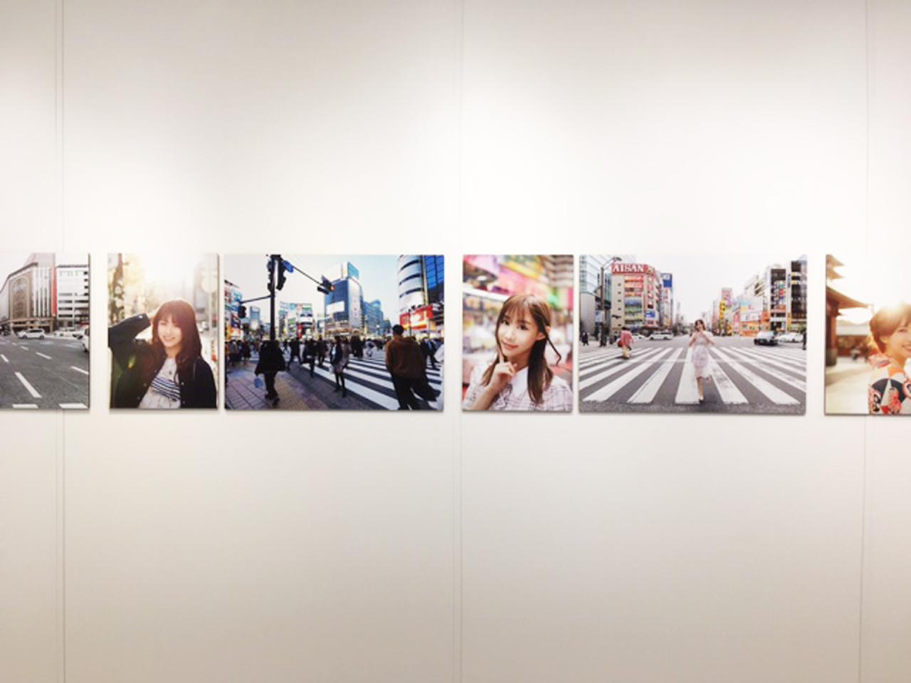 画像: 近井沙妃写真展『MINISUKA POLICE トーキョーパトロール』。近井沙妃さんって? はい、写真家・山岸伸氏に師事する~山岸事務所に所属する~新進気鋭の写真家さんです。