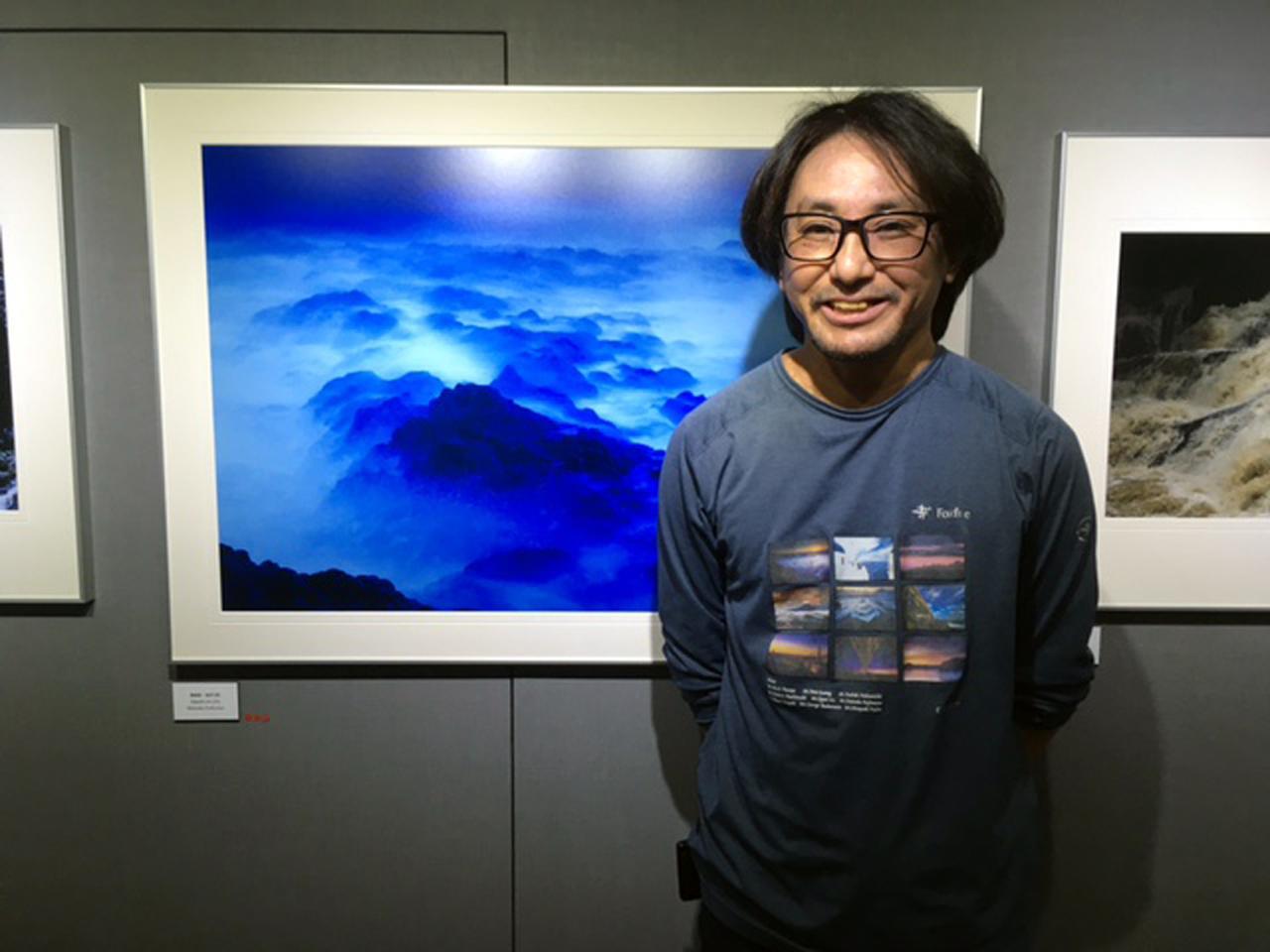 画像1: 工藤智道 写真展『列島光明』。竹内敏信記念財団・特別企画展です。この記念館は2021年4月オープンです。