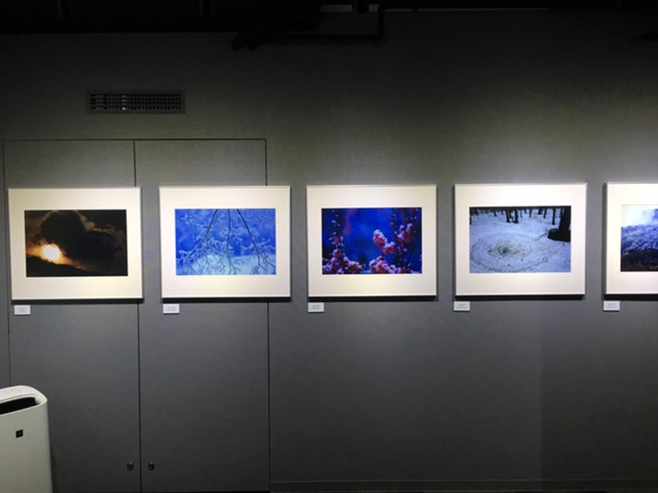 画像3: 工藤智道 写真展『列島光明』。竹内敏信記念財団・特別企画展です。この記念館は2021年4月オープンです。