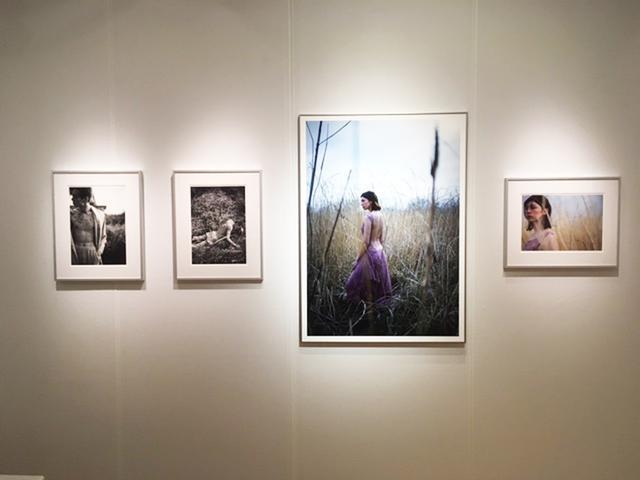 画像2: 舞山秀一作品展『BOTANIZATION』。黒白プリントとカラープリントのヒュージョンです。