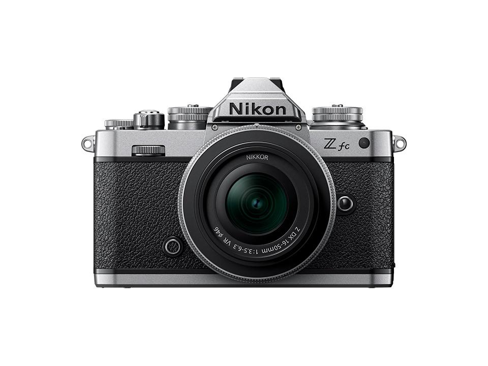 画像: Z fc-概要 | ミラーレスカメラ | ニコンイメージング