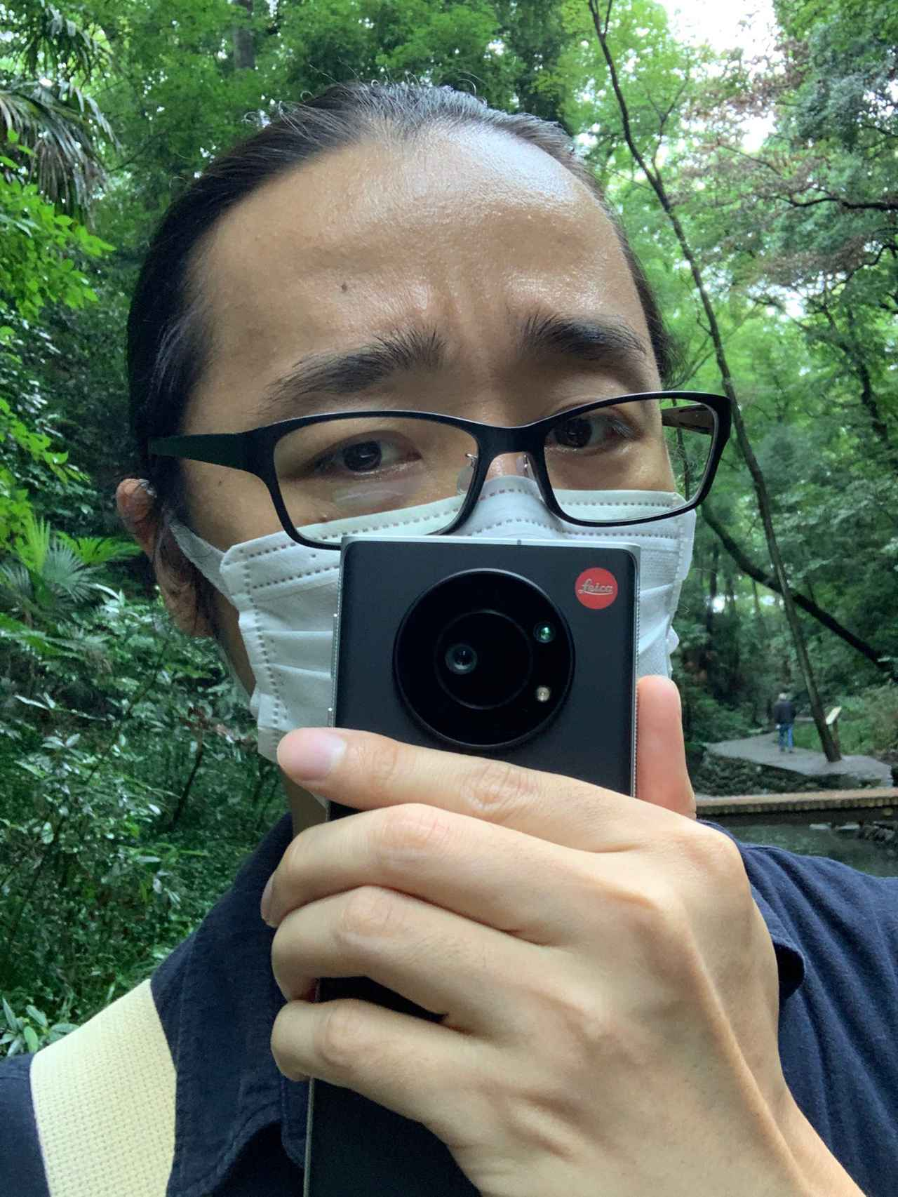画像: トヨ魂電子版 あの「ライカ様」がお作りになられたスマホです。やっぱり気になるジャン! Leitz Phone 1   ●撮影・文:豊田慶記