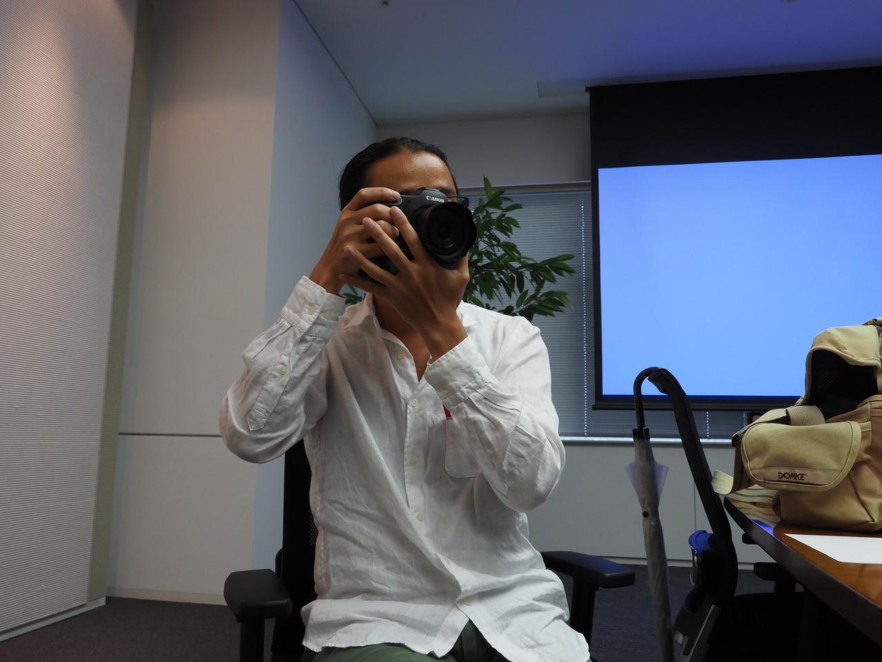 画像2: RF16mmF2.8…これまたブレイクスルー、やるな、キヤノン!