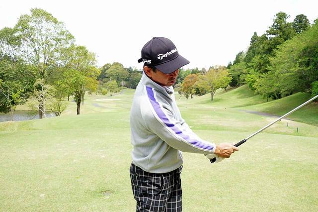 画像6: 手をカラダの正面にキープできると、球がつかまってラインが出せる