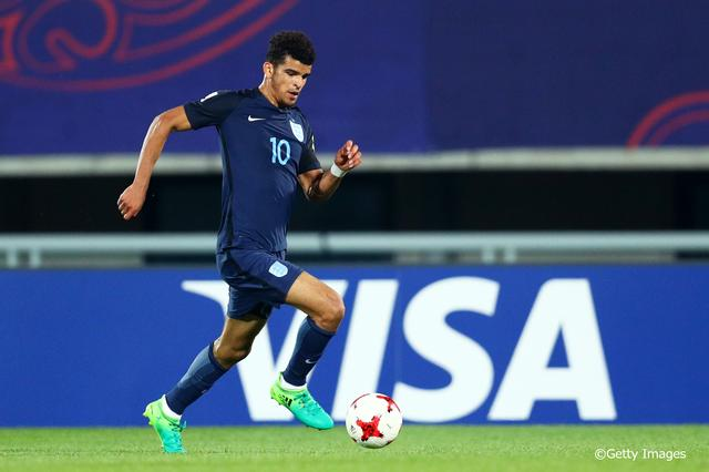 画像: FIFA U-20ワールドカップでは4ゴールの活躍。手足の長さを生かしたボールキープも魅力のひとつ。