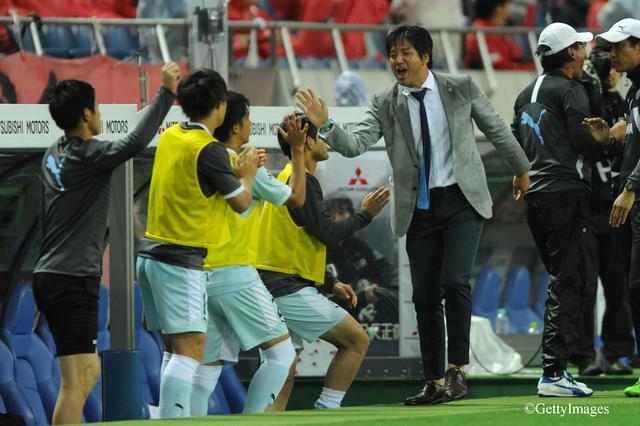 画像: 名波浩監督(ジュビロ磐田) 「チーム状態は右肩上がり」