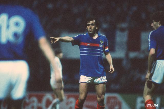 画像: フランス代表では72試合に出場。41得点を挙げた