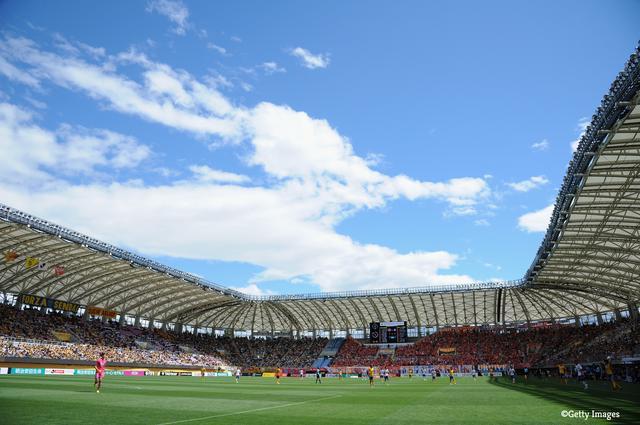 画像: 決勝戦が行なわれるユアテックスタジアム仙台。ベガルタ仙台レディースの本拠地としても知られている