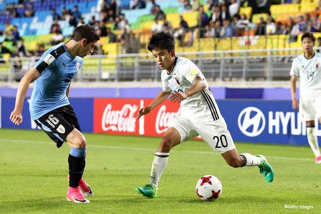 画像: FIFA U-20ワールドカップ韓国を経験した久保建英(FC東京U-18)の出場も期待される