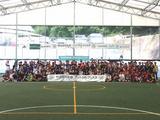 画像: 「明治安田生命フットサルフェスタ2017 supported by adidas」の地区予選の皮切りは福岡。23チーム210名もの社会人が集まりフットサルを楽しんだ
