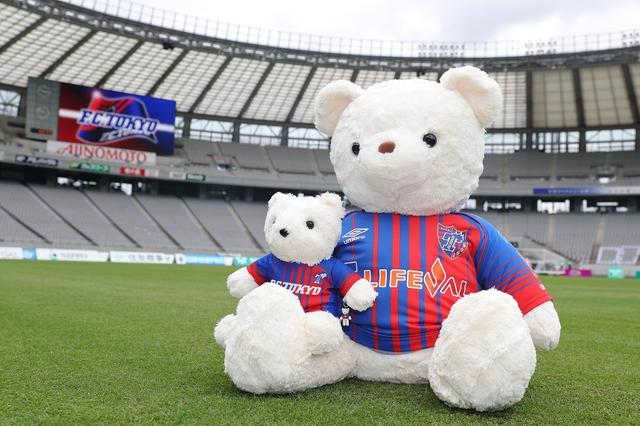 画像: 9・30磐田戦は『Teddy Bear Day』