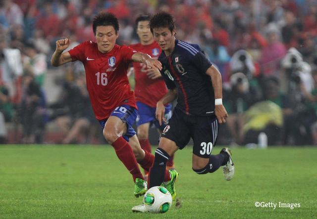 画像: 前回、2015年に中国で行なわれた東アジアカップで日本は2分け1敗に終わり、4チーム中で最下位に終わった日本。さらにさかのぼること2年、ブラジルW杯前年の2013年大会は優勝。そこで活躍した柿谷ら新戦力が本大会のメンバー入りを果たした