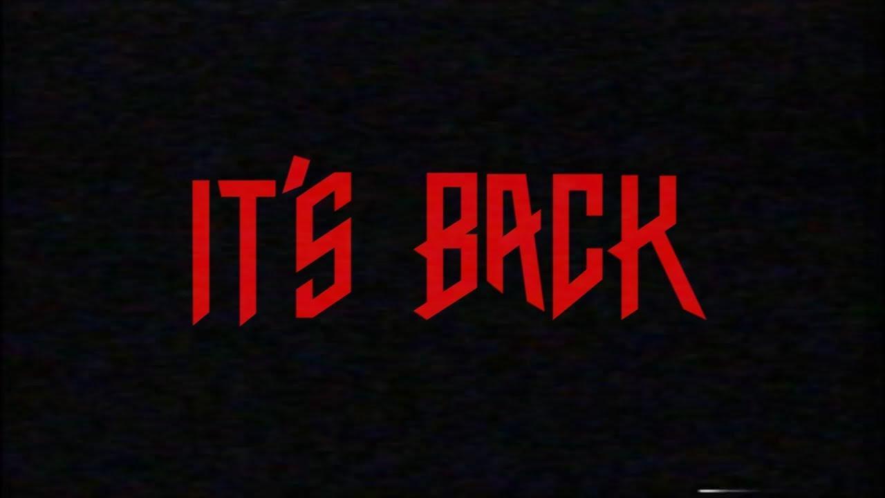画像: It's Back www.youtube.com