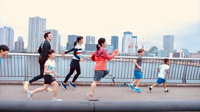 画像: 東京2020イメージ映像「TOKYO 2020 PEOPLE」 www.youtube.com