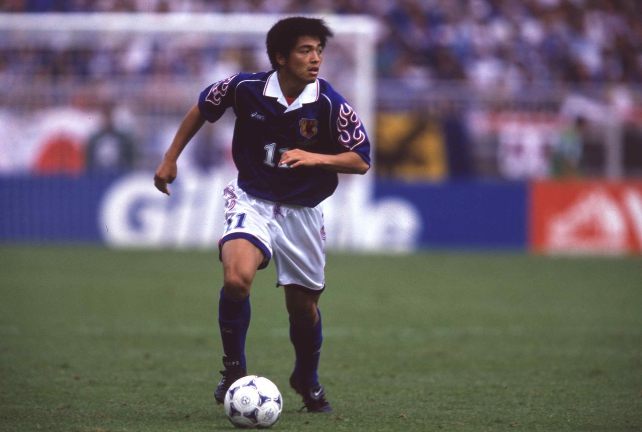 画像: 小野は11番をつけてワールドカップデビューを飾った