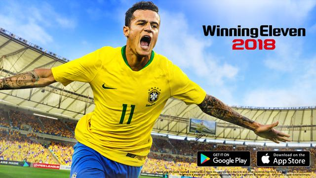 画像: Winning Eleven 2018|マクドナルドコラボキャンペーン