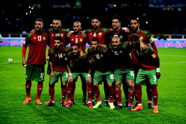 画像: モロッコ◎5大会ぶり5回目:1970,86,94,98年 / FIFAランク◎41位 / 監督◎エルベ・ルナール