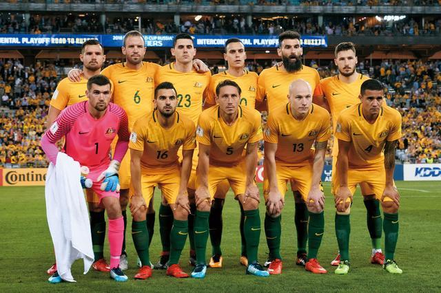 画像: オーストラリア◎4大会連続5回目:1974、2006、10、14年/ FIFAランク◎40位 / 監督◎ベルト・ファンマルバイク
