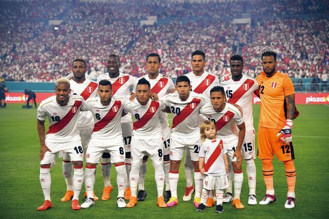 画像: ペルー◎9大会ぶり5回目:1930、70、78、82年 / FIFAランク◎11位 / 監督◎リカルド・ガレカ
