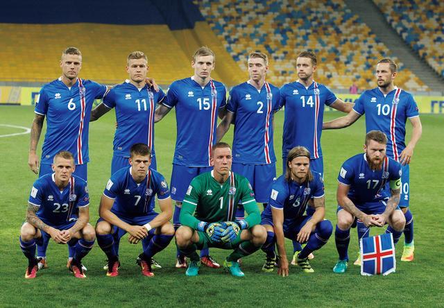 画像: アイスランド◎初出場/ FIFAランク◎22位 / 監督◎ヘイミル・ハルグリムソン