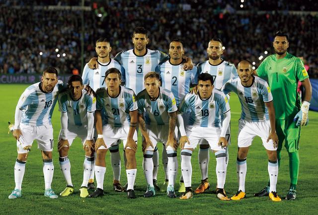 画像: アルゼンチン◎12大会連続17回目:1930、34、58、62、66、74、78、82、86、90、94、98、2002、06、10、14年 / FIFAランク◎5位 / 監督◎ホルヘ・サンパオリ