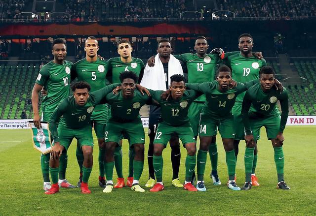 画像: ナイジェリア◎3大会連続6回目:1994、98、2002、10、14年 / FIFAランク◎48位 / 監督◎ゲルノト・ロール