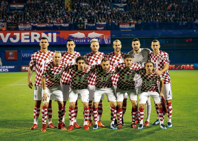 画像: クロアチア◎2大会連続5回目:1998、2002、06、14年 / FIFAランク◎20位 / 監督◎ズラトコ・ダリッチ