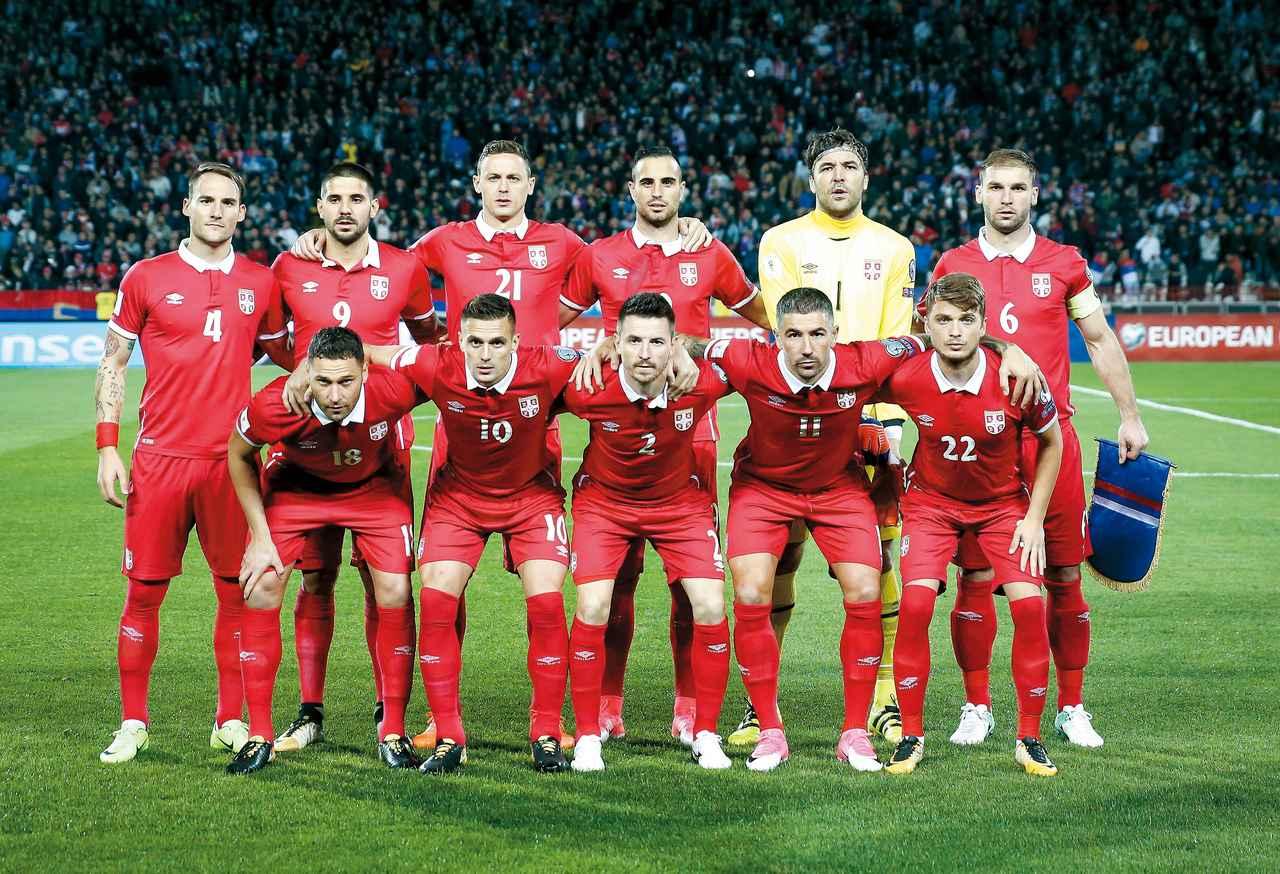 画像: セルビア◎2大会ぶり12回目:1930、50、54、58、62、74、82、90、98、2006、10年 / FIFAランク◎35位 / 監督◎ムラデン・クルスタイッチ
