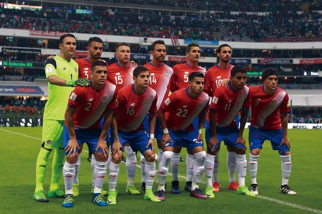 画像: コスタリカ◎2大会連続5回目:1990、2002、06、14年 / FIFAランク◎25位 / 監督◎オスカル・ラミレス