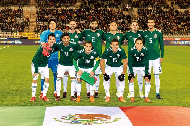 画像: メキシコ◎7大会連続16回目:1930、50、54、58、62、66、70、78、86、94、98、2002、06、10、14年 / FIFAランク◎15位 / 監督◎フアン・カルロス・オソリオ