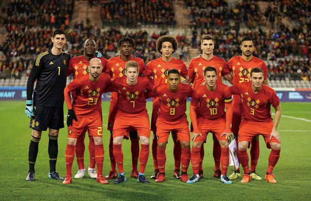 画像: ベルギー◎2大会連続13回目:1930、34、38、54、70、82、86、90、94、98、2002、14年 / FIFAランク◎3位 / 監督◎ロベルト・マルティネス