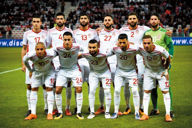 画像: チュニジア◎3大会ぶり5回目:1978、98、2002、06年 / FIFAランク◎21位 / 監督◎ナビル・マールル