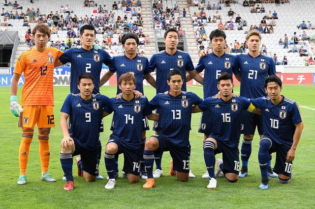 画像: 日本◎6大会連続6回目:1998、2002、06、10、14年 / FIFAランク◎61位 / 監督◎西野 朗