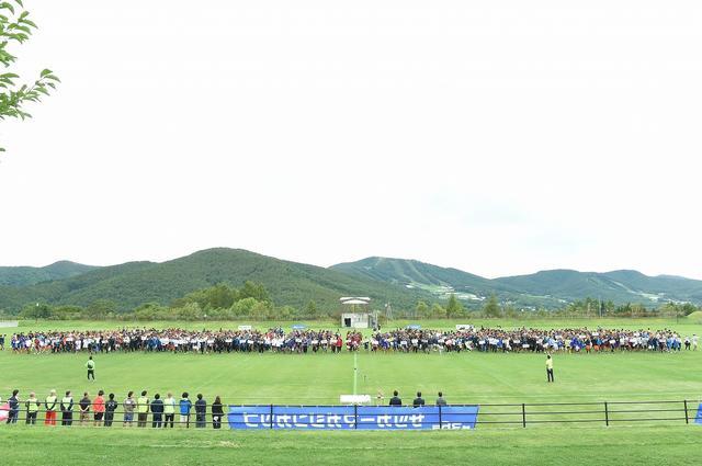 画像: 参加65チームが菅平高原に集結。頂点を目指した真剣勝負が始まった