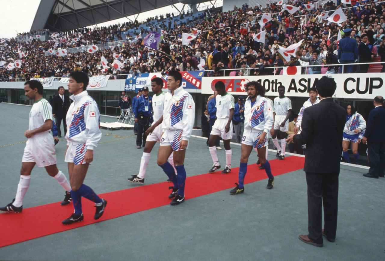Images : 5番目の画像 - 1992年アジアカップの激闘 - ベースボール・マガジン社WEB