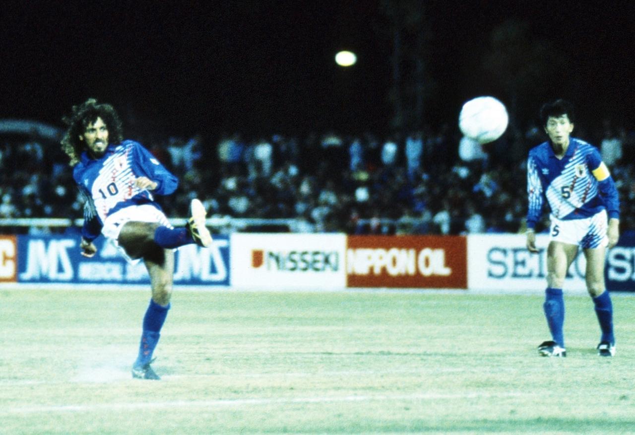 Images : 1番目の画像 - 1992年アジアカップの激闘 - ベースボール・マガジン社WEB