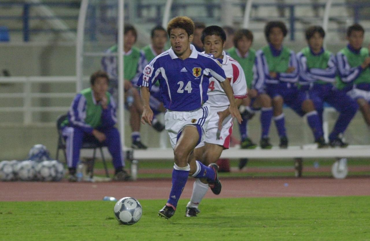 Images : 10番目の画像 - 2000年アジアカップの激闘 - サッカーマガジンWEB