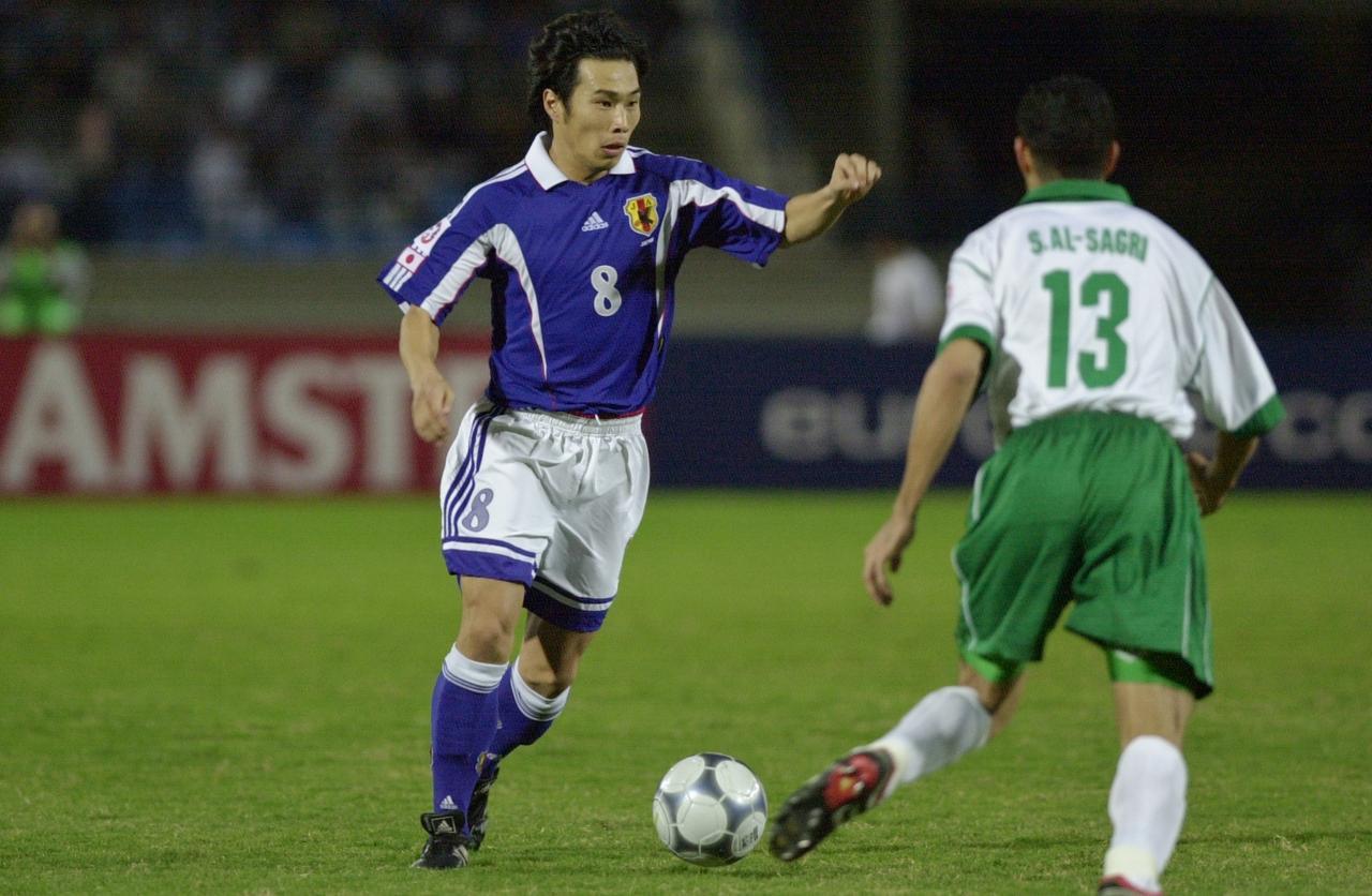 Images : 11番目の画像 - 2000年アジアカップの激闘 - サッカーマガジンWEB