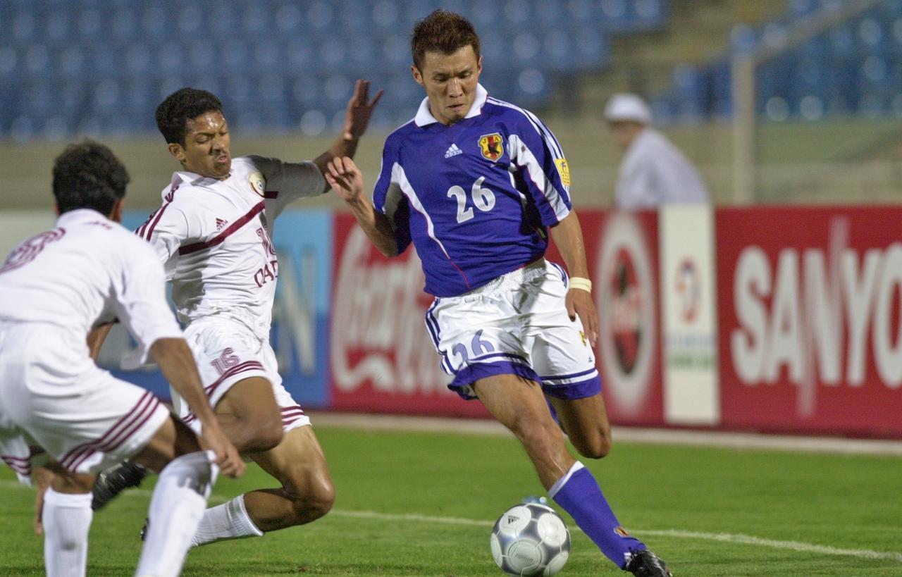 Images : 6番目の画像 - 2000年アジアカップの激闘 - サッカーマガジンWEB