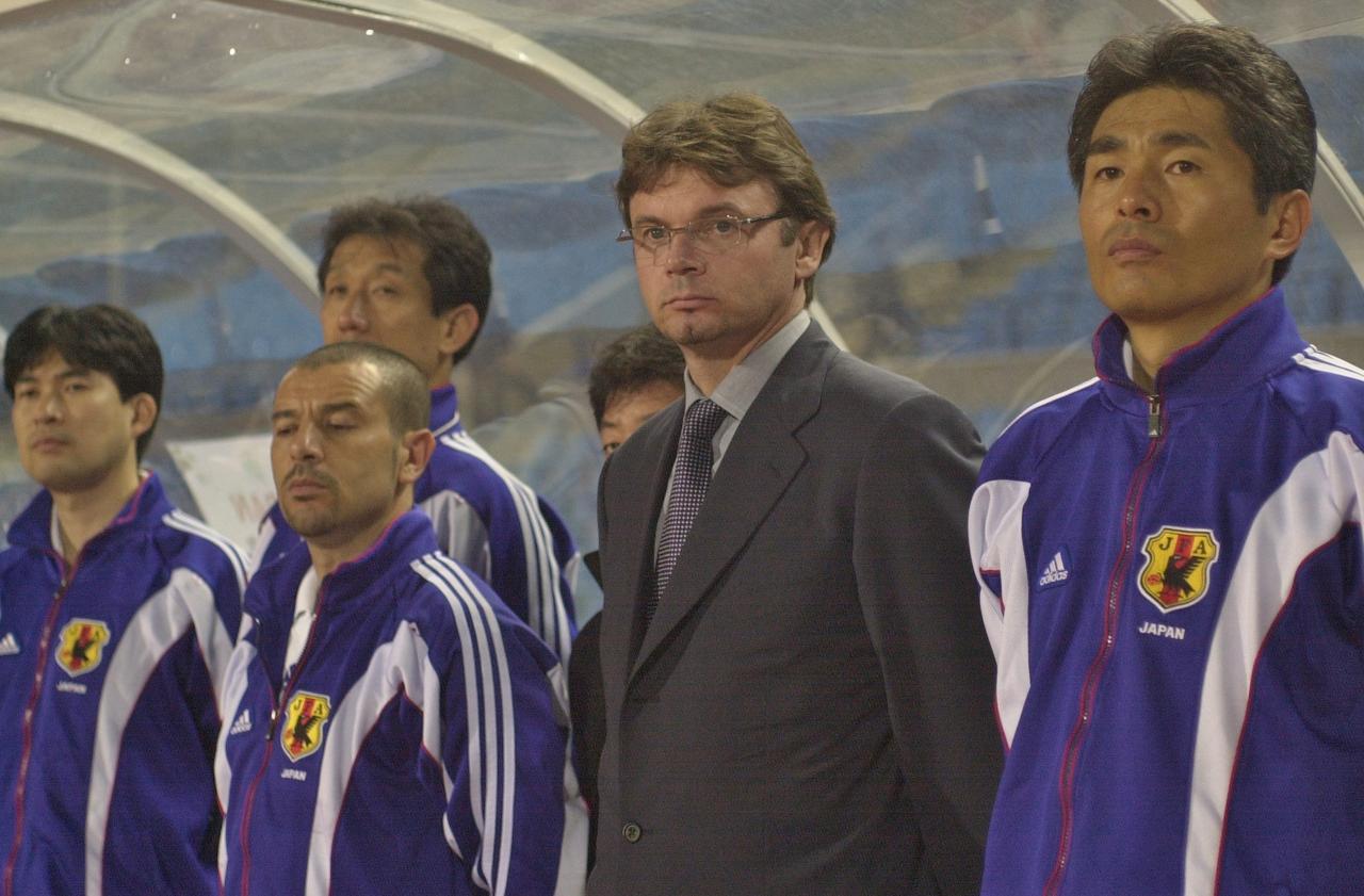Images : 2番目の画像 - 2000年アジアカップの激闘 - サッカーマガジンWEB