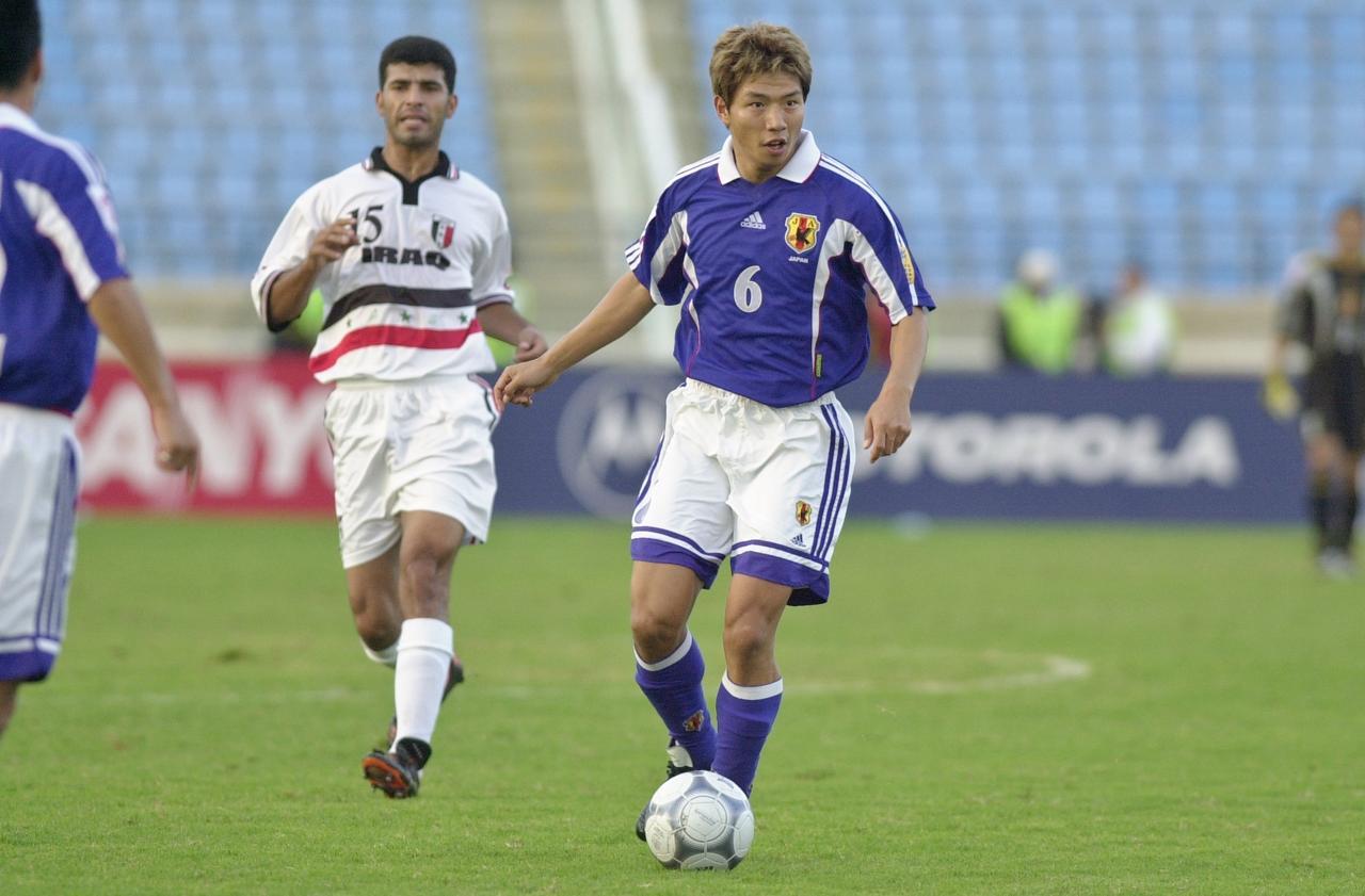 Images : 8番目の画像 - 2000年アジアカップの激闘 - サッカーマガジンWEB