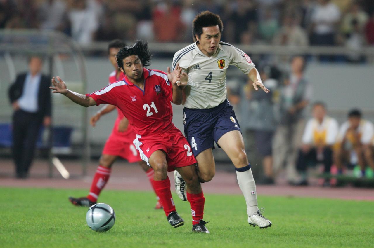 Images : 3番目の画像 - 2004年アジアカップの激闘 - ベースボール・マガジン社WEB