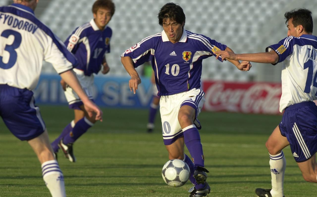 Images : 5番目の画像 - 2000年アジアカップの激闘 - サッカーマガジンWEB