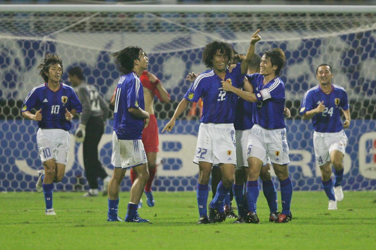 Images : 8番目の画像 - 2004年アジアカップの激闘 - ベースボール・マガジン社WEB