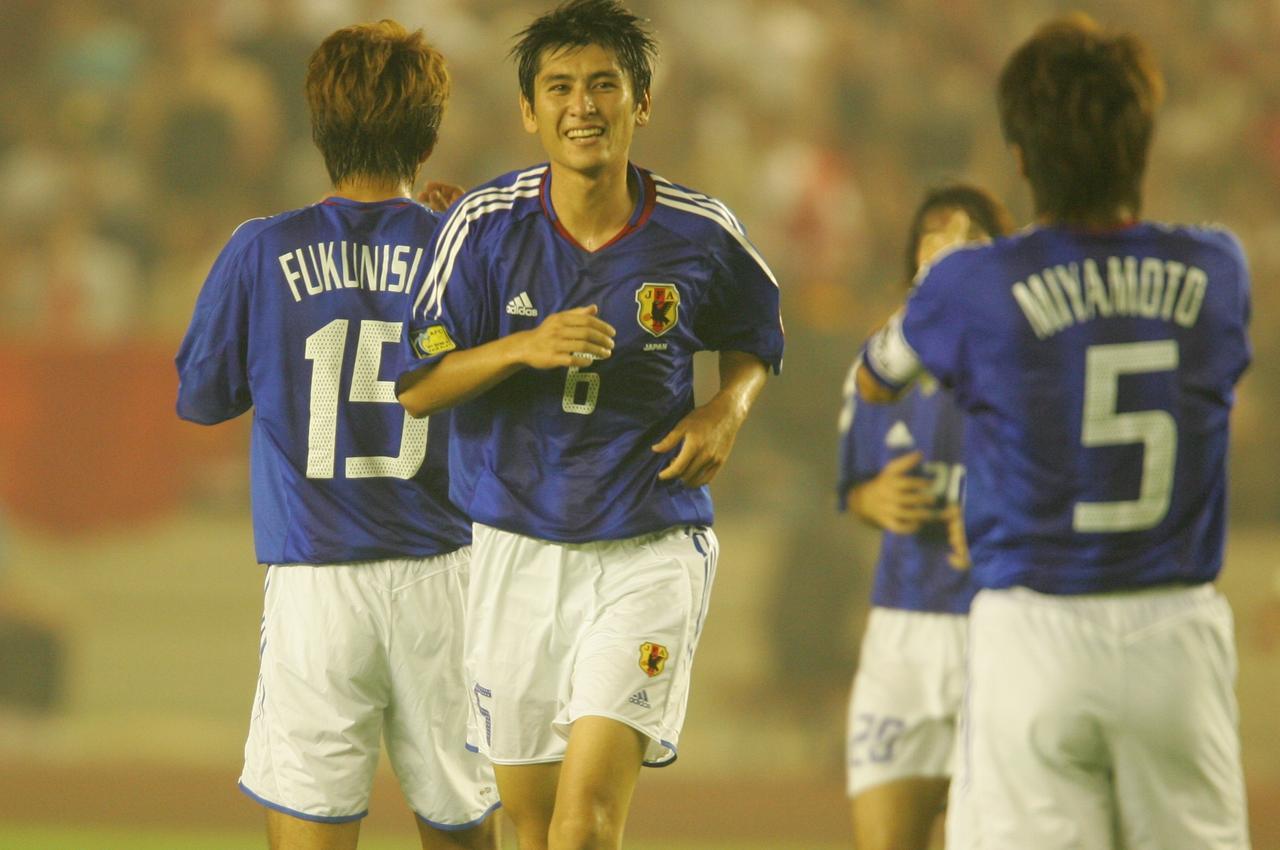 Images : 10番目の画像 - 2004年アジアカップの激闘 - ベースボール・マガジン社WEB