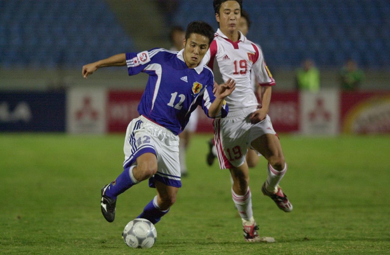 Images : 9番目の画像 - 2000年アジアカップの激闘 - サッカーマガジンWEB