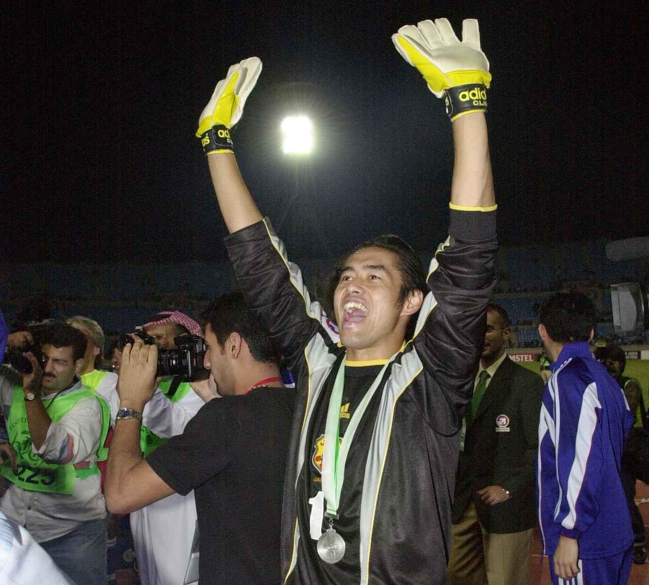 Images : 13番目の画像 - 2000年アジアカップの激闘 - サッカーマガジンWEB