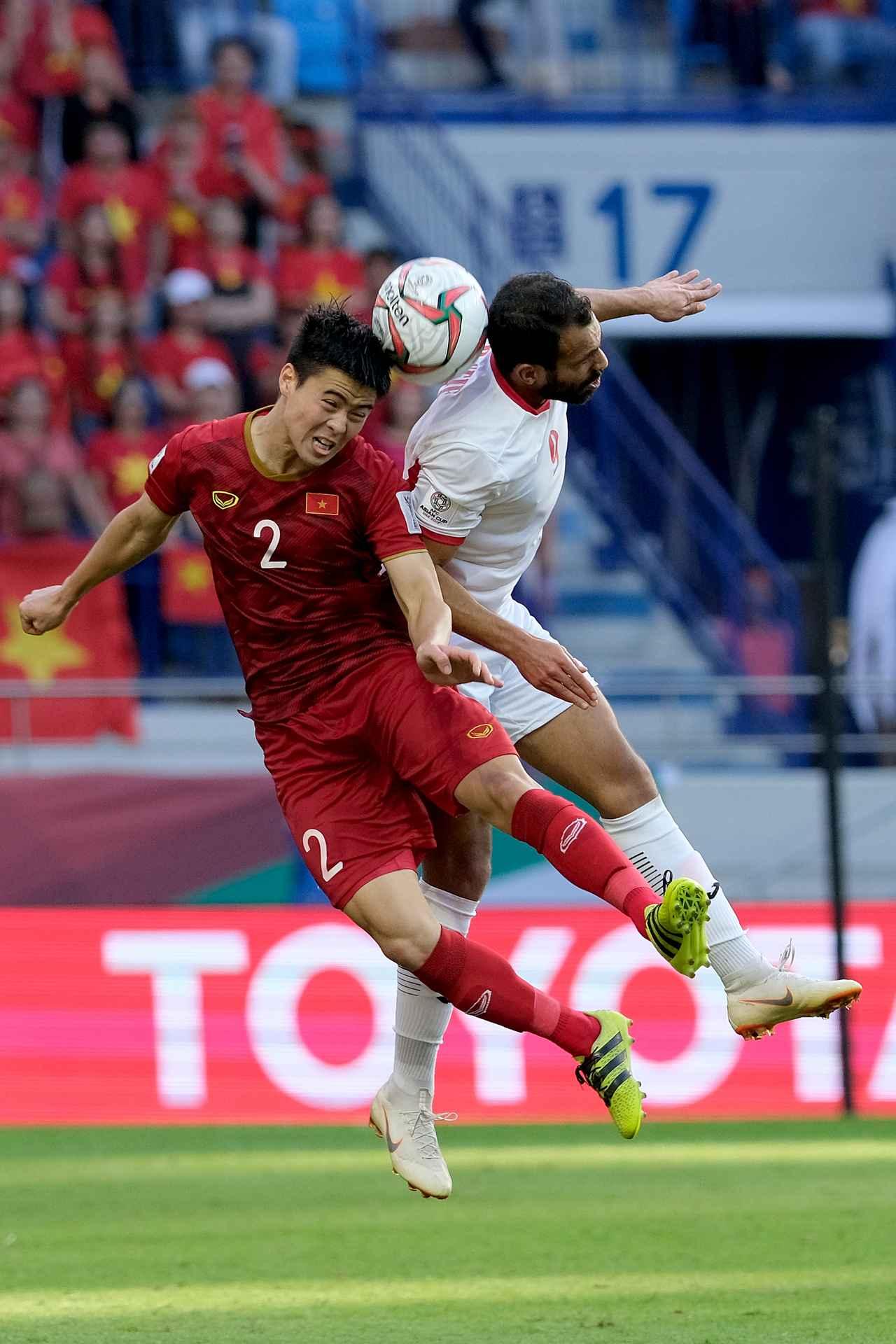 Images : 3番目の画像 - ラウンド16でヨルダンを下して8強に進出したベトナム。アジアの中でも近年、最も躍進が目立つチームだ(写真◎Getty Images) - サッカーマガジンWEB